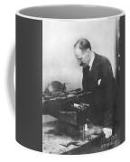 Henry Rowland, American Physicist Coffee Mug