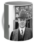 Herbert Hoover - President Of The United States Of America - C 1924 Coffee Mug