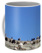 Herd In The Atlas Mountains 02 Coffee Mug