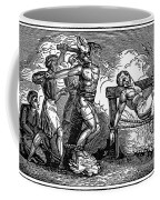 Heresy: Torture, C1550 Coffee Mug