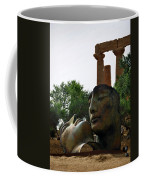 'hermanos' In The Valley Of The Temples Coffee Mug