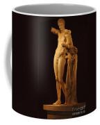 Hermes And The Infant Coffee Mug