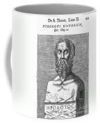 Herodotus Coffee Mug
