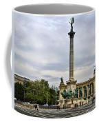 Heros Square - Budapest Coffee Mug