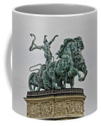 Heros Square Statue Coffee Mug