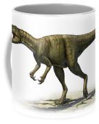 Herrerasaurus Ischigualastensis Coffee Mug