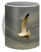Herring Gull Larus Argentatus Coffee Mug