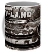 Hi-land  -bw Coffee Mug by Christopher Holmes