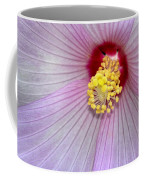 Hibiscus Closeup Coffee Mug