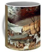 Hicks: Noahs Ark, 1846 Coffee Mug