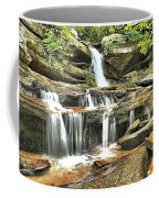 Hidden Falls At Hanging Rock Coffee Mug