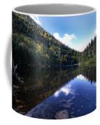 Hidden Mountain Pond  Coffee Mug