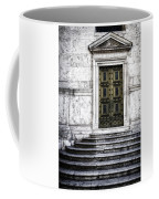 Hiding A Treasure Coffee Mug