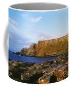 High Angle View Of Rocks, Giants Coffee Mug