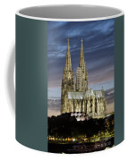High Cathedral Of Sts. Peter And Mary In Cologne Coffee Mug