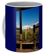 High Chaparral Old Tuscon Arizona  Coffee Mug