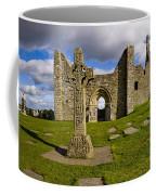 High Cross At Clonmacnoise, County Coffee Mug