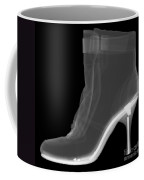 High Heel Boot X-ray Coffee Mug