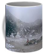 High In The Himalayas Coffee Mug