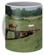 High Level Meeting Coffee Mug