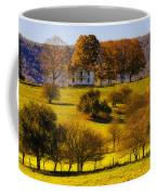 High On A Hill  Coffee Mug