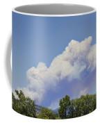 High Park Fire Larimer County Colorado  Coffee Mug by James BO  Insogna