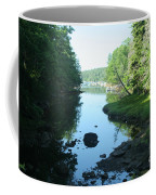High Tide In Maine Part Of A Series Coffee Mug