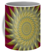 Highspeed Pinwheel Coffee Mug