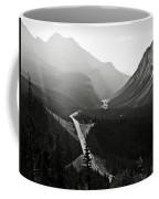 Highway 93a Coffee Mug