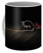 Highway Lighting Effects-red Bull Coffee Mug