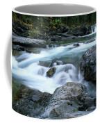 Highwood River Coffee Mug by Bob Christopher