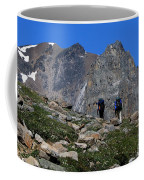 Hiking In Jasper Coffee Mug