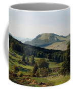 Hill And Dale Coffee Mug