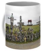 Hill Of Crosses 01. Lithuania Coffee Mug