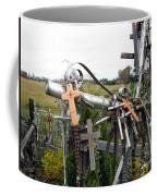 Hill Of Crosses 08. Lithuania Coffee Mug