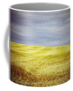Hills Of Gold Coffee Mug