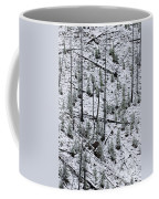 Hillside Pattern  Coffee Mug