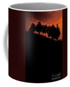 Hillside Silhouettes Coffee Mug