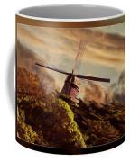 Hillside Windmill Coffee Mug