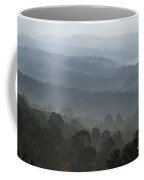 Hilly Country Coffee Mug
