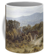 Hindhead From Sandhills Witley Coffee Mug