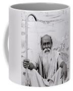 Hindu Holyman In Benares Coffee Mug
