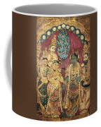 Hindu Wedding Ceremony Coffee Mug