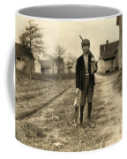 Hine: Hunter, 1908 Coffee Mug