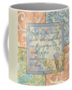 Hint Of Spring Butterfly 1 Coffee Mug