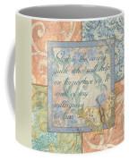 Hint Of Spring Butterfly 1 Coffee Mug by Debbie DeWitt