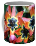 Hippie Tulips Coffee Mug