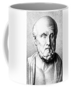 Hippocrates, Greek Physician, Father Coffee Mug