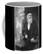 Hiram Powers (1805-1873) Coffee Mug