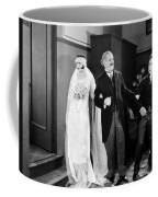 His Marriage Wow, 1925 Coffee Mug